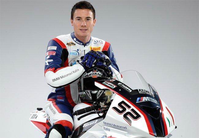 James Toseland pilotará para BMW