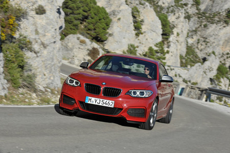 BMW Serie 2 Coupé - vista frontal