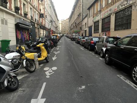 Paris motos