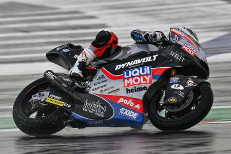 Schrotter Misano Moto2 2021