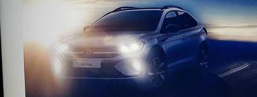 ¡Filtrado! El Volkswagen Nivus, basado en Virtus y T-Cross, queda al descubierto