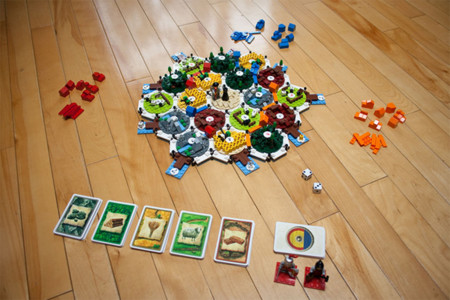 Colonos Del Catan