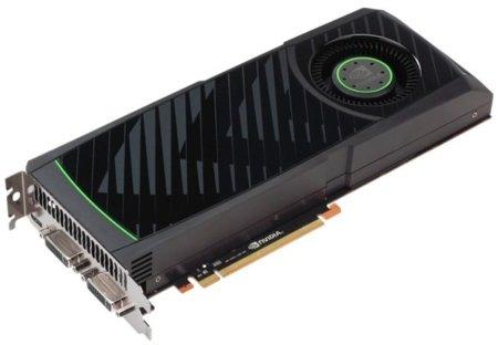 NVidia GTX 570 llegará en diciembre