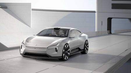 ¡A temblar, Porsche Taycan! El Polestar Precept Concept se convertirá en el Polestar 4 y llegará en 2022