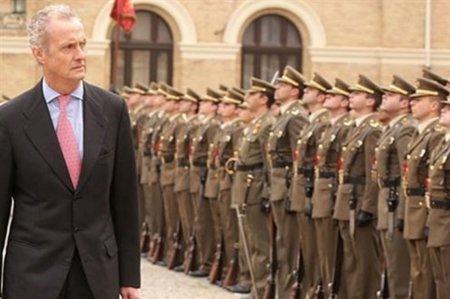 Morenés anuncia que está en proceso de creación el Mando de Defensa del Ciberespacio