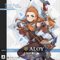 Aloy, la protagonista de Horizon Zero Dawn, llegará a Genshin Impact