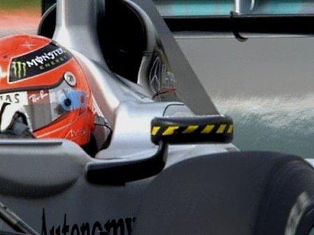 Michael Schumacher despunta con su nuevo chasis en los libres 1 del GP de España de Fórmula 1