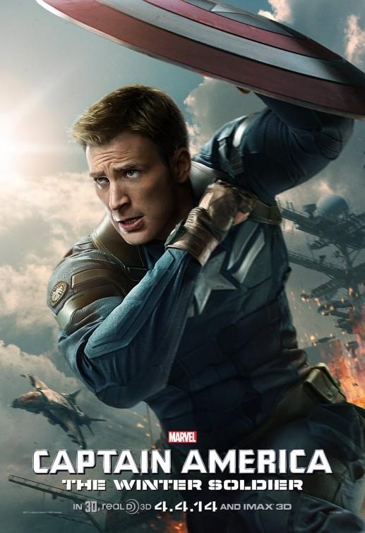 Foto de Carteles de 'Capitán América 2' (15/23)