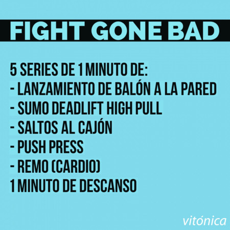 3. Fight gone bad