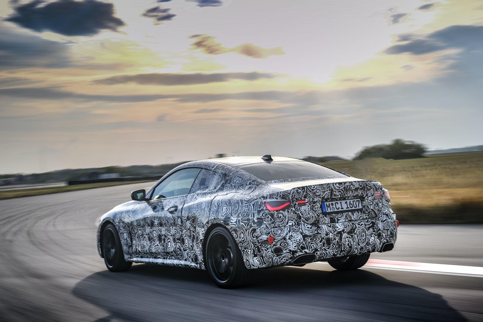 Foto de BMW Serie 4 2021 (fotos espía) (15/38)