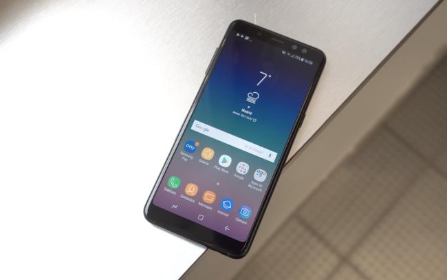 Galaxy A8 review xataka