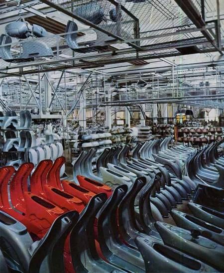 Factoría Vespa