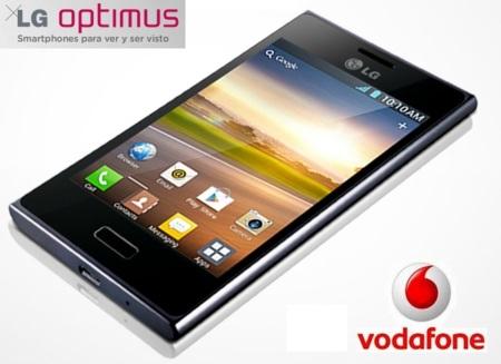 Precios del LG Optimus L5 con Vodafone
