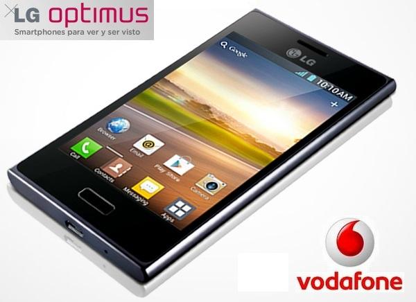 Precios LG Optimus L5 con Vodafone