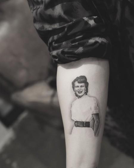 Dr Woo Tattoo Demi Lovato