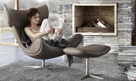 Butaca Imola, mueble de colección por Bo Concept