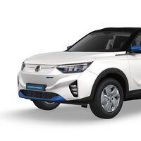 SsangYong combatirá su crisis con dos nuevos SUV eléctricos: el Korando e-Motion tras el verano y otro mediano para 2022