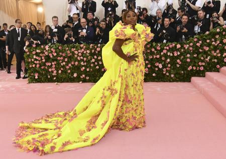 Serena Williams gala del met 2019