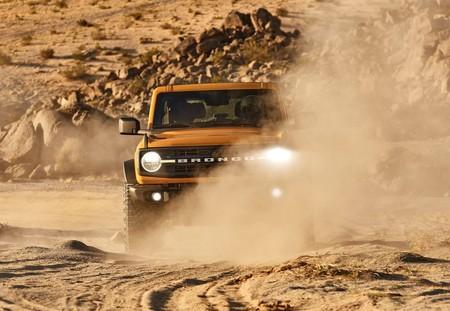 El Ford Bronco híbrido podría llegar muy pronto, así lo sugiere este video filtrado