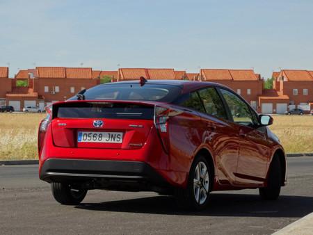 Prueba Toyota Prius 2016 Exteriores