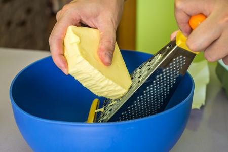 Tecnicas De Cocina Como Ablandar Atemperar Mantequilla Rapidamente Rallador