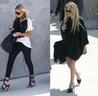 Las gemelas Olsen: como la noche y el día