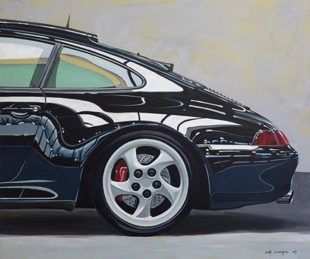 Porsche 911 993 Manu Campa