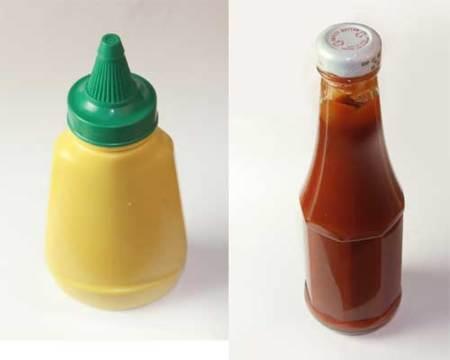 Las salsas, un condimento que puede acabar con nuestra línea