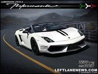 Lamborghini Gallardo LP570-4 Performante, ¿una versión más radical?