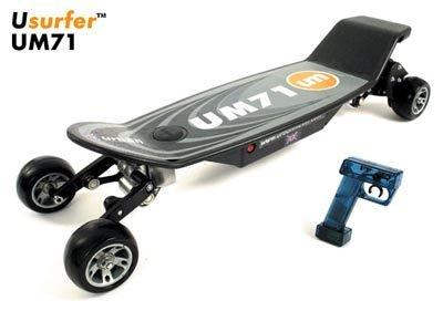 UM71, un patinete motorizado