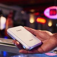 Canon Zoemini, una impresora de bolsillo para obtener fotos en cualquier parte directamente desde el móvil o la tablet