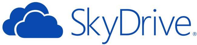 Logotipo Skydrive