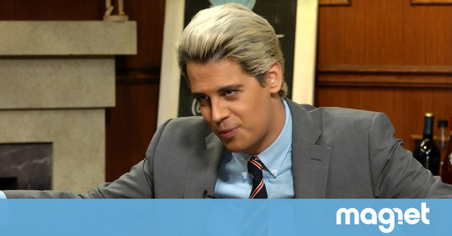 Las 17 frases que han convertido a Milo Yiannopoulos en el rockstar de la ultraderecha norteamericana