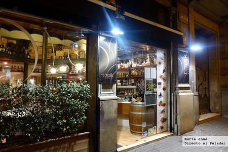 Restaurante Topik en Barcelona, unión perfecta entre cocina oriental y occidental