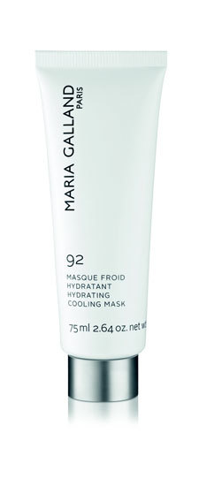 Probamos la Masque Froid Hydratant 92 de Maria Galland, piel fresca y saciada