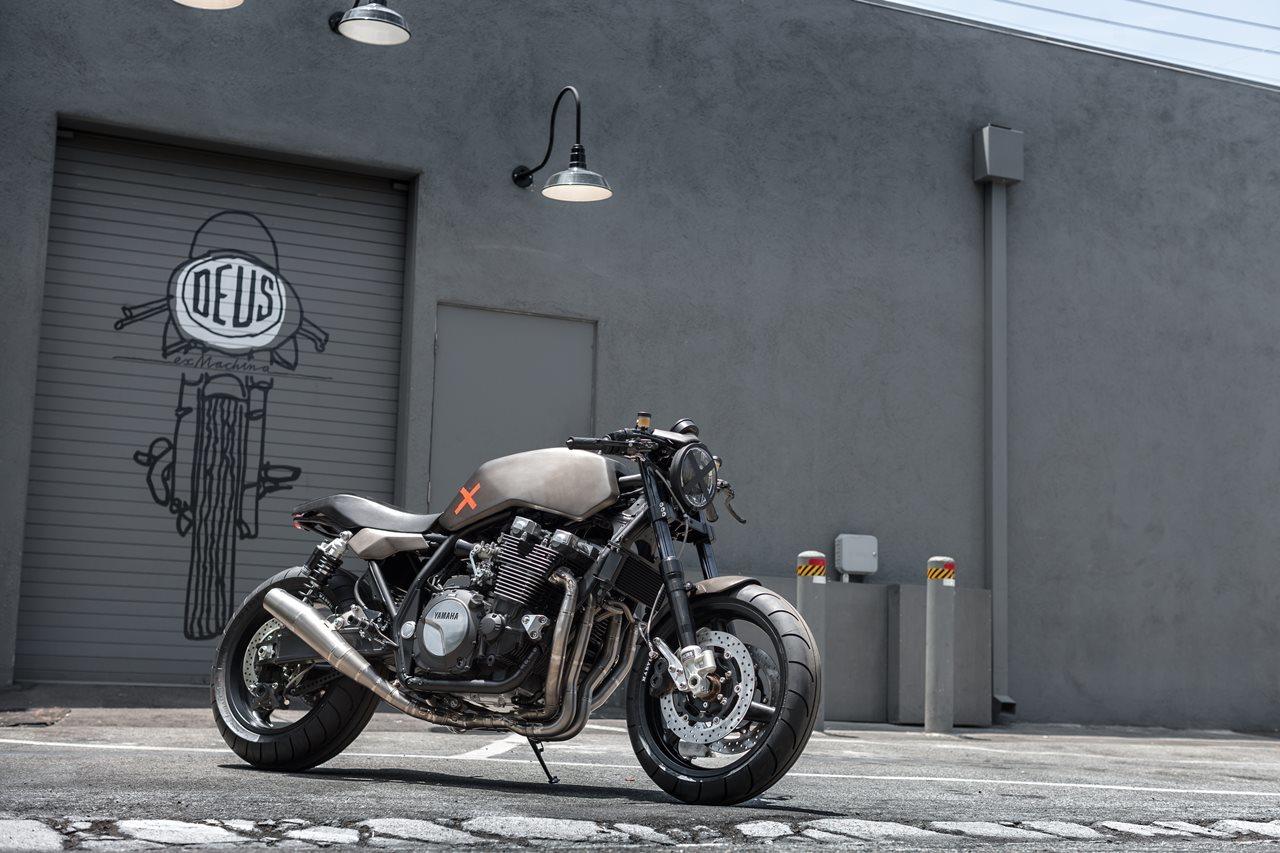 Foto de Yamaha XJR 1300 Projecto X por Deus Ex Machina Italia (4/27)