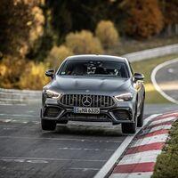 El Mercedes-AMG GT 63 S cumple su amenaza: patea al Porsche Panamera en Nürburgring y vuelve a ser la berlina de lujo más rápida