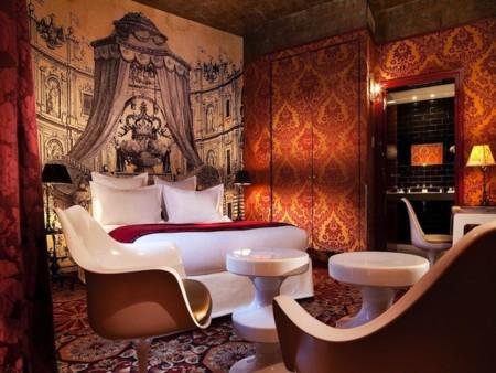 Este verano si planeas una escapada romántica a París, deberás tener en cuenta el Hotel du Petit Moulin