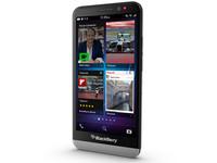 Blackberry Z30,  ya está aquí