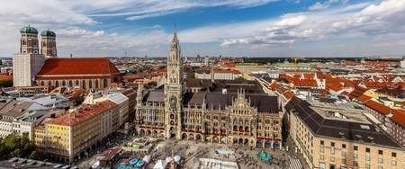 Escapada de última hora en el puente de Mayo: vuelo+hotel en Munich desde 337 euros