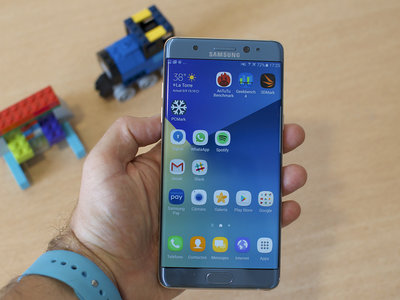 Samsung confirma la vuelta de los Galaxy Note 7 como terminales reacondicionados