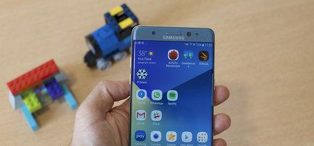 El Samsung Galaxy Note 7 puede tener una segunda vida con una batería más pequeña, pero quizá no en tu país