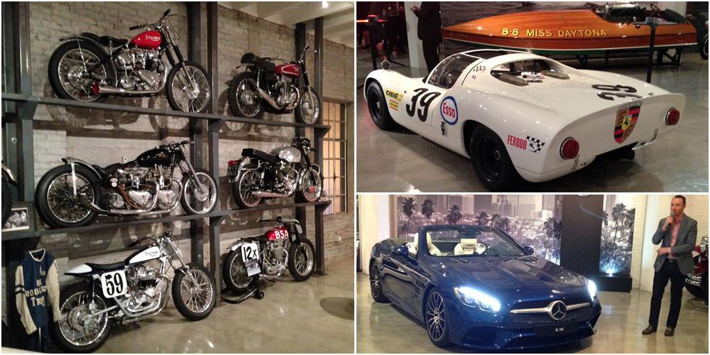 Un garaje de ensue o en beverly hills para conocer el for Garajes de ensueno