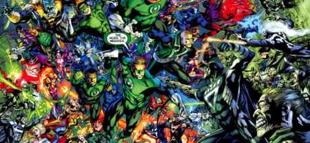 Green Lantern Comic 3