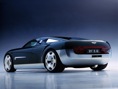 Bentley Hunaudieres Concept 1