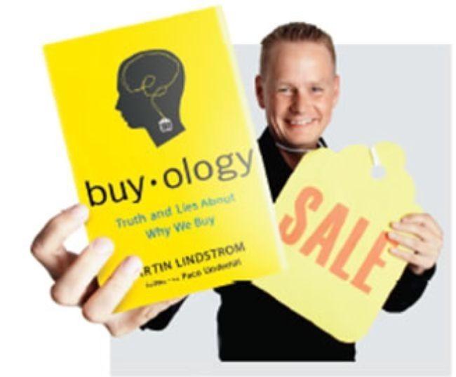 [Libros que nos inspiran] 'Buyology' de Martin Lindstrom