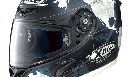 Carlos Checa cambia la decoración de su casco