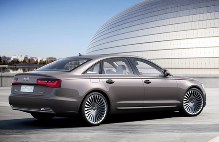 Audi A6 L e-tron concept 03