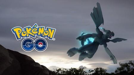 Pokemon Go Zekrom