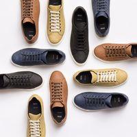 Hugo Boss se apunta a la onda eco-friendly con calzado hecho con fibras de hoja de piñas